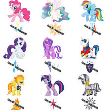 My Little Pony Pinkie Princess Rainbow Cutie Mark Cosplay Tattoo Stickers