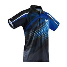 2013/2014 Brand NEW Butterfly Plasafe Table Tennis Shirt, Easy Dry,  UK stock
