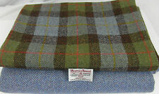 Harris Tweed Fabric Material - 2 Pieces Collection - various Sizes - ref.oa161