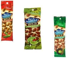 Blue Diamond Bold Almonds 12 or 24 Tubes