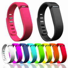 Large/ Small Replacement Wrist Band w/Clasp F/ Fitbit Flex Bracelet