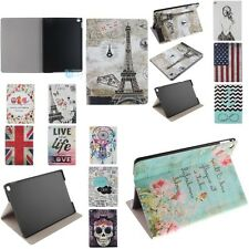 Ultra Thin Fashion Flip PU Leather Cover Case Stand For iPad Air 2 (2014 Model)