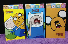 Adventure Time Note Memo Pad Book Message Letter Cute Finn Jake New Product Gift