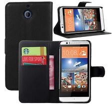 Flip Leather Wallet stand Case Cover For HTC Desire 816 610 601 300 510 500
