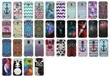For Samsung Galaxy S5 Active G870A New Snap On Protector Hard Cover Phone Case
