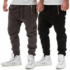 Max & Jenny 1666 Jogging Hose Deep Sarouel Pants Dance Dope Party Hype S-XXL