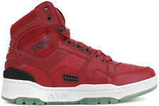 Pony M100 Animal 1710069 3RR Mens Red White Ice Casual Walking Lifestyle Shoes