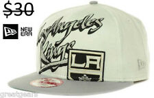 Los Angeles Kings Men New Era 9Fifty A-Frame Fitted Snapback NHL Hockey Hat Cap