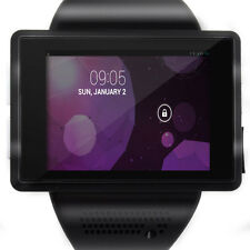 """An1 2.0"""" Android Smart Watch Mobile Phone Quad Band WiFi Bluetooth USB        D4"""