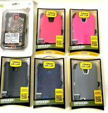 Otterbox-Defender & commuter Series-Case-For-Samsung-Galaxy-S4-Holster
