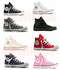 CONVERSE Chuck Taylor All Star High Top Shoes Unisex Canvas Sneakers Classic