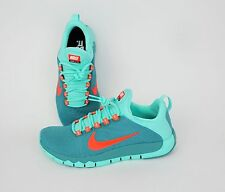 Nike Free Trainer 5.0 Catalina, Crimson, Turquoise 644671-363 SALE Trainers