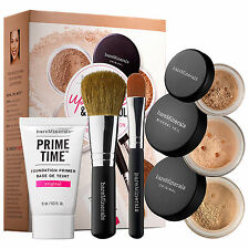 BareMinerals UP CLOSE AND BEAUTIFUL 30-Day Complexion Kit $76 Value ~ Pick Shade