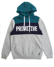 Primitive Squad Hoodie Black Brand New Authentic