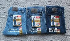 NWT Men's 97601 Wrangler® Five Star  Relaxed Fit Jean  29 30 31 32 33 34 36 38