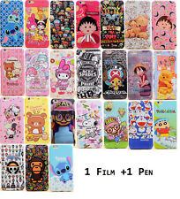 "Cartoon Soft Phone Case Cover For iPhone 6 4.7"" 6+ 5.5"" Samsung S5/Note 2/3/4"