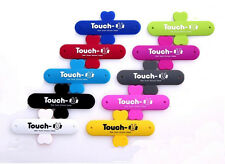 5X Silicone Touch U Stand Mount Holder Smart Universal Sticks For iPhone