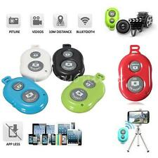 Bluetooth Remote Control Camera Shutter + Battery for iphone 5/5S/5C/4S Ipad 2/3