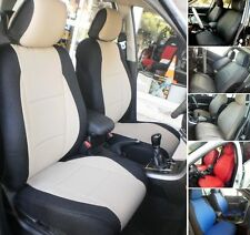 Mercedes Benz A-Class LEATHERETTE & SYNTHETIC Two Front Custom Car SEAT COVERS