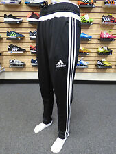 NEW ADIDAS Tiro 15 Youth Training Pant - Black/White;  M64031