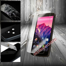 Tempered Glass Clear LCD Screen Protector Cover Film fit Google Nexus 5/6