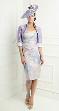 25503 JOHN CHARLES BLOSSOM MOTHER OF BRIDE DRESS & JACKET RRP £699 SAVE 45%