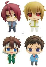 Hakuouki SSL 1x figure strap color colle hakuoki Kazama Todo Harada Movic NEW!
