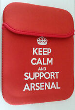 Keep Calm Football Tablet Sleeves Various Colours & Designs BUY 2 GET 1 FREE!