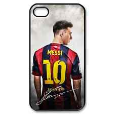 leonel messi barcelona fc for iphone Or Samsung Galaxy Case 4s 5s 6 S3 S4 S5