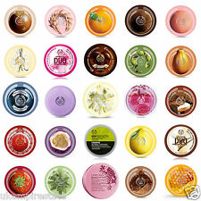 New Body Shop Body Butter Creams 200ml Moisturisers - All Your Favourite Scents