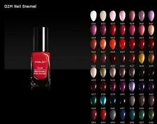 INGLOT NAIL ENAMEL O2M Breathable Varnish Polish Water Halal