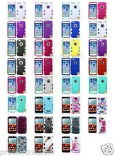 New Tuff Hybrid Impact ShockProof Protective Case Cell Phone Box Cover Accessory