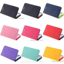 Deluxe Wallet Leather Flip Case Cover For Samsung Galaxy Core Prime G360 G3608