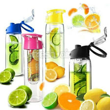 700mL Large Cycling Camping Sports Outdoor Juice Water Bottle with Fruit Infuser