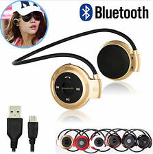 For iphone Samsung HTC Sport Bluetooth Wireless Mini Headset Earphone Headphone