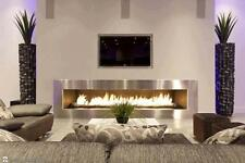 BURNER FOR ETHANOL FIREPLACE FIRE BIOETHANOL DECORATE
