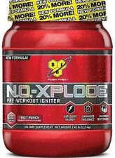 BSN NO Xplode New Formula 1.5 & 30 & 60 Serving Sizes (N.O. Xplode) - ANY FLAVOR