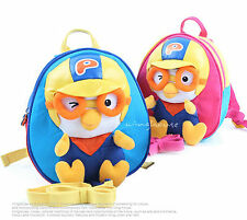 PORORO 3D backpack/ Lost child prevention Harness Belt / Baby,Kids character bag