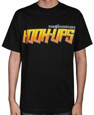 The Hundreds x Hook Ups - Logo T-Shirt Brand New Authentic Tee Limited Edition