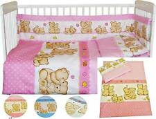 Bedding set for Pram / Crib / Cradle  / Cot / Cot bed / Toddler bed 23456 pieces