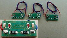 MEHANO H0 Scale SPARE PARTS - PCB with 4 SMD LEDs