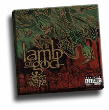 Lamb Of God - Ashes Of The Wake Giclee Canvas Album Cover Picture Art
