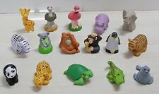 Fisher-Price Little People Zoo Animal Elephant Tiger Orangutan Ostrich Toy