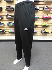 NEW ADIDAS Sereno 11 Basic Youth Training Pant - Black/White;  X28691