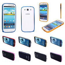 Aluminium Metal Steel Hard Skin Case Cover Bumper For Samsung Galaxy S3 SIII 4G