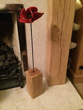 "Tower of london ceramic  poppy  "" Sea of red  ""  holder"