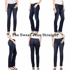 Lucky Brand,Women's Denim Jeans,THE SWEET JEAN STRAIGHT,Mid-Rise,Easy Fit