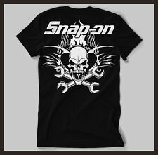 Snap on Tools T shirt WRENCHES S M L XL 2XL 3XL 4XL  Ironcross Black VSnap