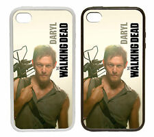Daryl Dixon - Walking Dead Inspired - Rubber and Plastic Phone Cover Case