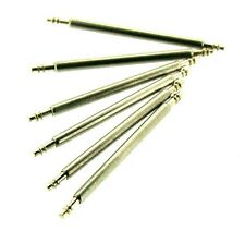 6 x 1.5mm Stainless Steel Watch Pins 6mm-40mm
